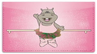 Click on Happy Hippo Checkbook Cover For More Details