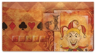 Click on Knold Cards Checkbook Cover For More Details