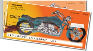 Click on Motorcycle Daydream Side Tear Personal Checks For More Details