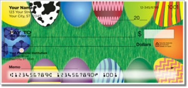 Click on Easter Egg Personal Checks For More Details