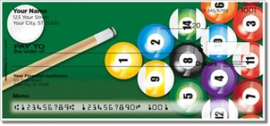Click on Pool Shark Personal Checks For More Details