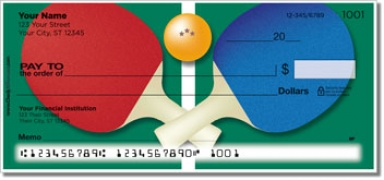 Click on Ping Pong Personal Checks For More Details