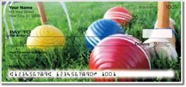 Click on Lawn Game Personal Checks For More Details