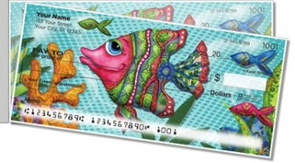 Click on Embry Fish Side Tear Personal Checks For More Details
