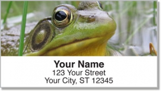 Click on Frog Address Labels For More Details