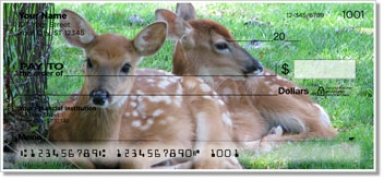 Click on Baby Animal Personal Checks For More Details