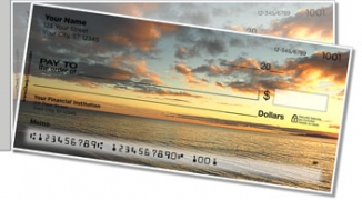 Click on Light of Day Side Tear Personal Checks For More Details
