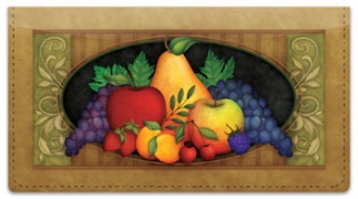 Click on Fruitful Checkbook Cover For More Details