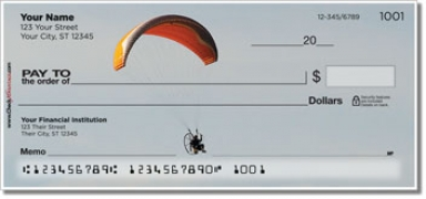 Click on Powered Parachute 2 Personal Checks For More Details