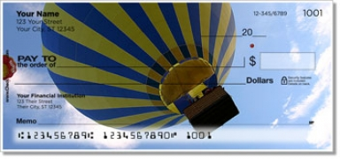 Click on Hot Air Balloon Personal Checks For More Details