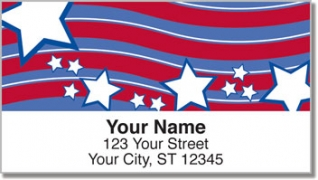 Click on American Pride Address Labels For More Details