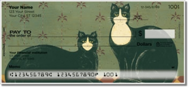 Click on Kimble Cat Personal Checks For More Details