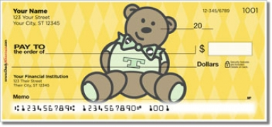 Click on Teddy Bear Personal Checks For More Details