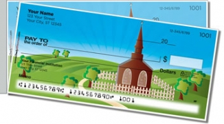Click on Church Side Tear Personal Checks For More Details