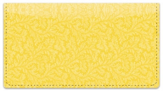 Click on Yellow Leaves Checkbook Cover For More Details