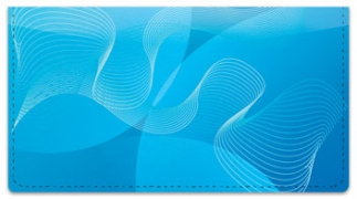 Click on Funky Lines Checkbook Cover For More Details
