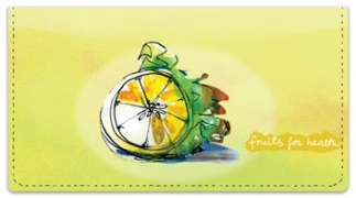 Click on Fruits for Health Checkbook Cover For More Details