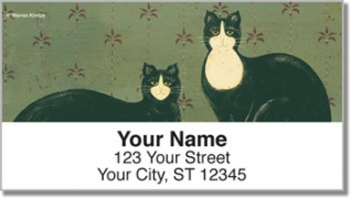 Click on Kimble Cat Address Labels For More Details
