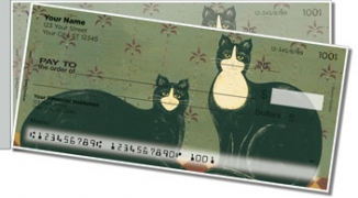 Click on Kimble Cat Side Tear Personal Checks For More Details