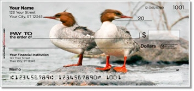 Click on Duck Personal Checks For More Details