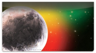 Click on Final Frontier Checkbook Cover For More Details