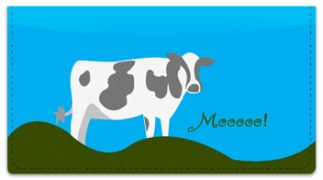 Click on Farm Animal Checkbook Cover For More Details