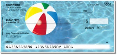 Click on Pool Toy Personal Checks For More Details