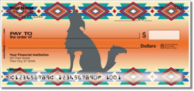 Click on Symbols of the Southwest Personal Checks For More Details