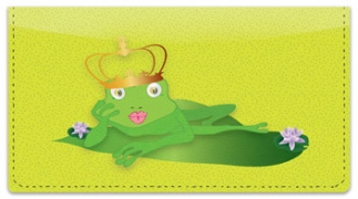 Click on Fairy Tale Checkbook Cover For More Details