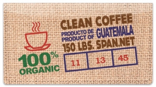 Click on Fair Trade Coffee Checkbook Cover For More Details