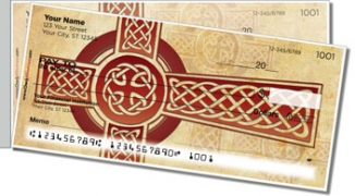 Click on Celtic Cross Side Tear Personal Checks For More Details