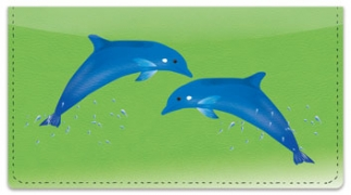 Click on Dolphin Friends Checkbook Cover For More Details