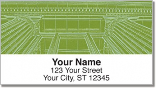Click on Artistic Architecture Address Labels For More Details