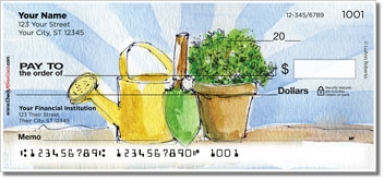 Click on Recycled 60s Personal Checks For More Details