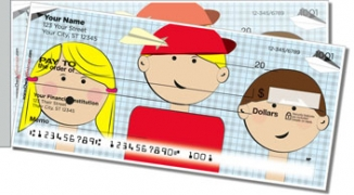Click on Best Friend Side Tear Personal Checks For More Details