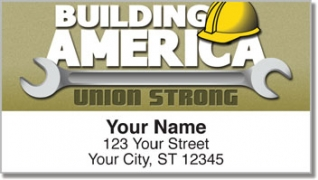 Click on Union Yes Address Labels For More Details