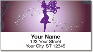Click on Fantasy Fairy Address Labels For More Details