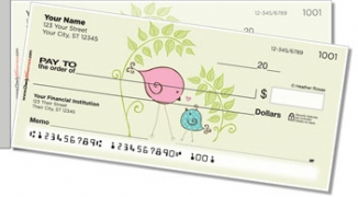 Click on Bird Garden Side Tear Personal Checks For More Details