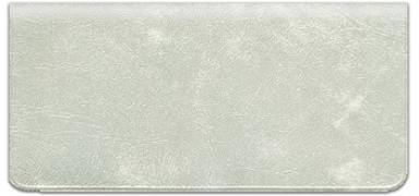 Click on Gray Vinyl Checkbook Cover For More Details
