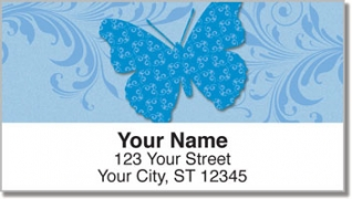 Click on Butterfly Print Address Labels For More Details