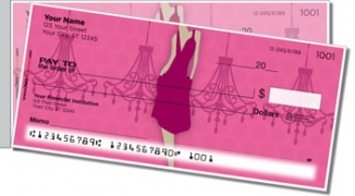 Click on Fashionista Side Tear Personal Checks For More Details