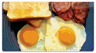 Click on Country Breakfast Checkbook Cover For More Details
