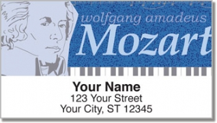 Click on Classic Composer Address Labels For More Details