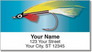 Click on Fly Fishing Address Labels For More Details