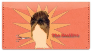 Click on Cool Hairstyle Checkbook Cover For More Details