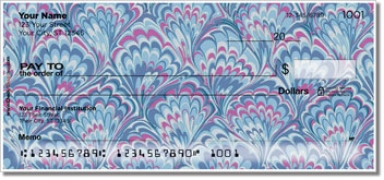 Click on Practically Paisley Personal Checks For More Details