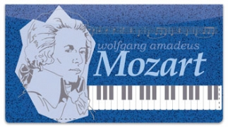 Click on Classic Composer Checkbook Cover For More Details