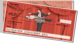 Click on Magic Trick Side Tear Personal Checks For More Details