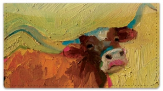Click on Standlee Farm Animal Checkbook Cover For More Details