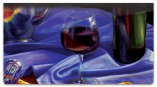 Click on Wine Set Checkbook Cover For More Details